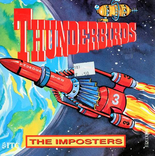 The Imposters (Thunderbirds Picture Storybooks) by Aisling O'Hagan