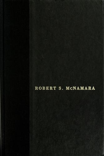 In retrospect by Robert Francis McNamara