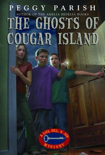The ghosts of Cougar Island by Peggy Parish