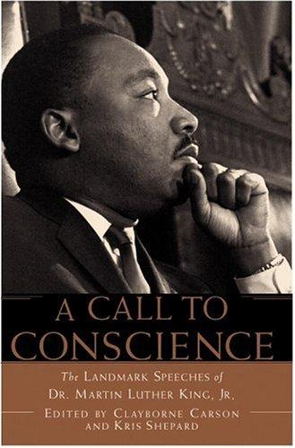 A Call to Conscience by Carson, Clayborne, Kris Shepard, Andrew Young