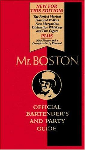 Mr. Boston by Renee Cooper
