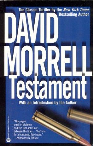 Testament by David Morrell