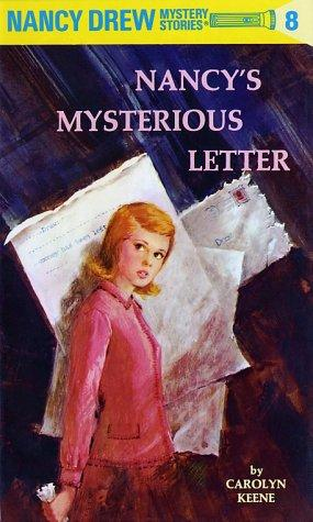 Nancy's Mysterious Letter (#8) by Carolyn Keene