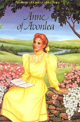 Anne of Avonlea by Lucy Maud Montgomery