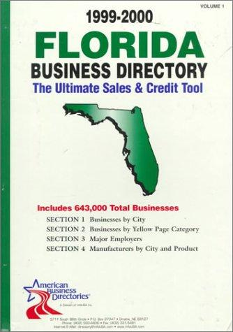 1999-2000 Florida Business Directory by infoUSA Inc.