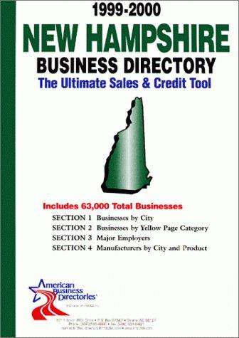 New Hampshir Business Directory (New Hampshire Business Directory, 1999) by infoUSA Inc.