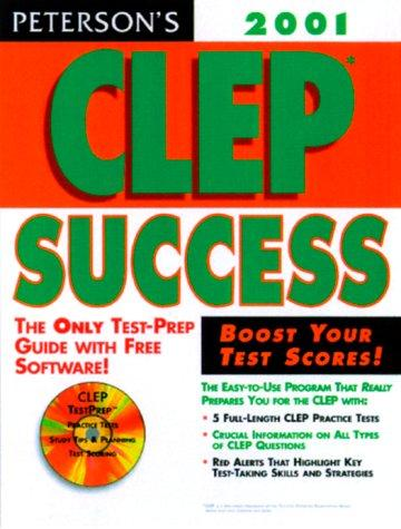 Clep Success 2001 (Clep Success, 2001) by Peterson's