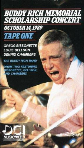 Buddy Rich Memorial Scholarship Concerts 1 by Buddy Rich