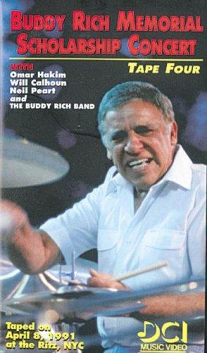 Buddy Rich Memorial Scholarship Concerts 4 by Buddy Rich