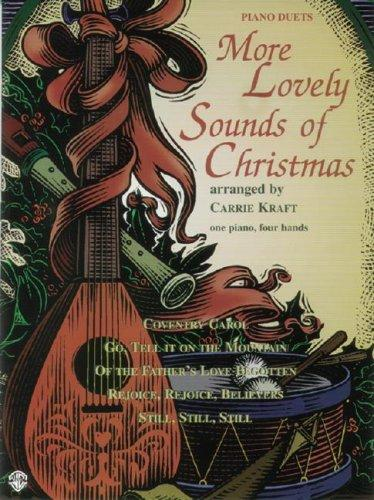More Lovely Sounds of Christmas by Carrie Kraft