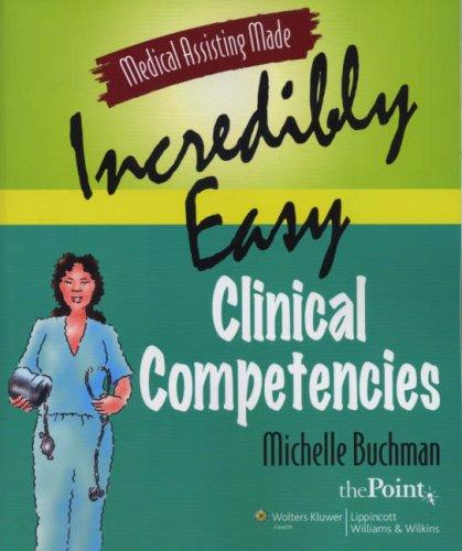 Medical Assisting Made Incredibly Easy