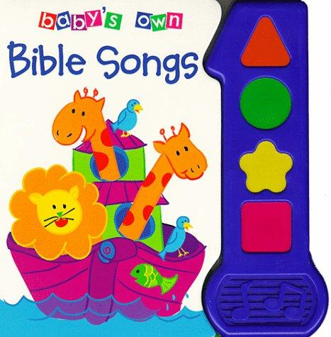 Baby's Own Bible Songs by Pauline Bedard