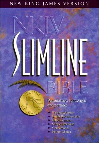 Nkjv Slimline Bible