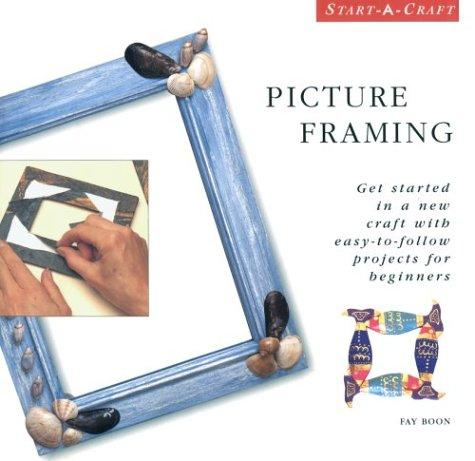Picture framing by Fay Boon