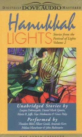 Hanukkah Lights (Stories from the Festival of Lights) by Daniel Mark Epstein