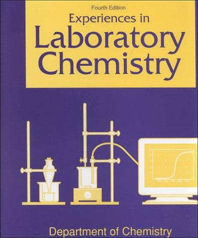 Experiences in Laboratory Chemistry