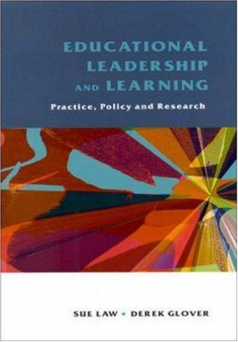 Educational leadership and learning by