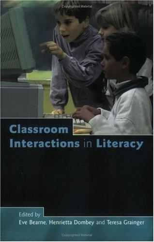 Classroom interactions in literacy by