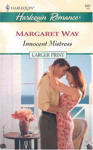 Innocent Mistress (Larger Print)