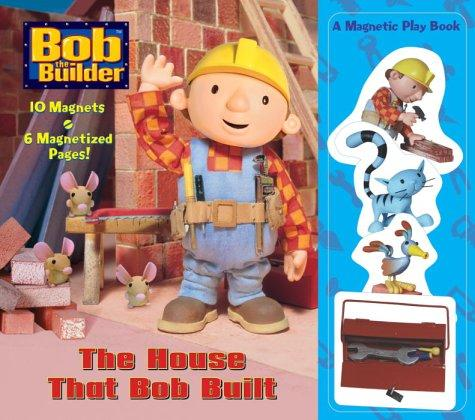 The House that Bob Built by Golden Books
