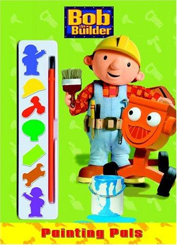 Painting Pals (Paint Box Book) by Golden Books