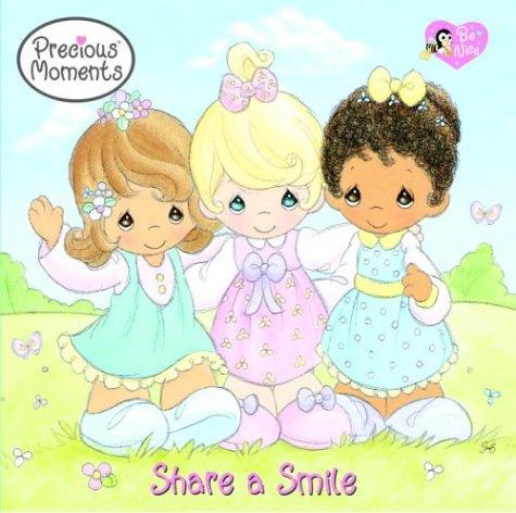 Share a Smile (Be Nice) by Frank Berrios