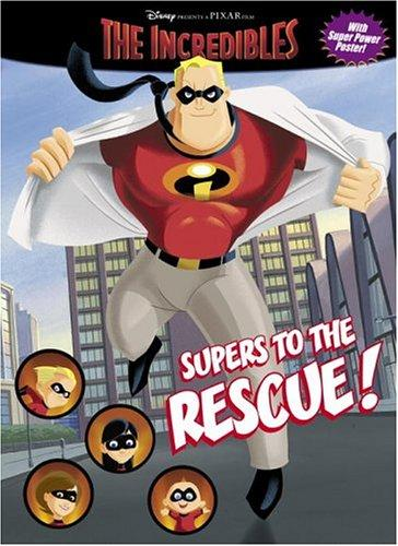 Supers to the Rescue by Cary Oakman