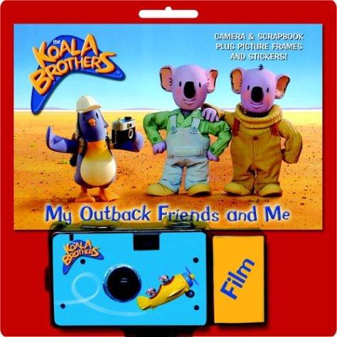 My Outback Friends and Me (Color Plus Camera) by Golden Books