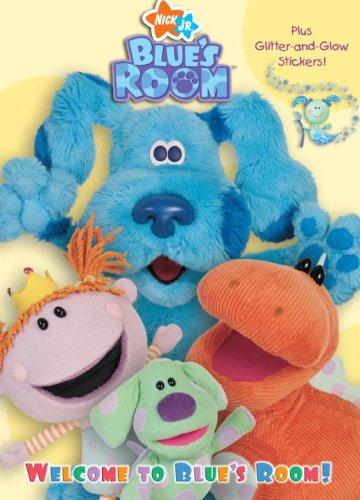 Welcome to Blue's Room! by Golden Books