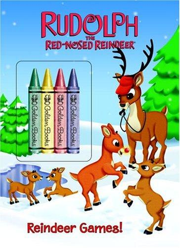 Reindeer Games by Golden Books