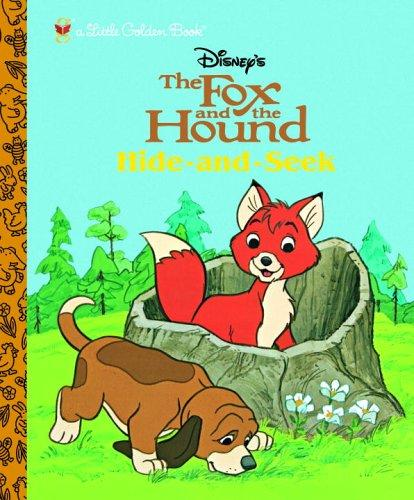 Fox and the Hound by Golden Books