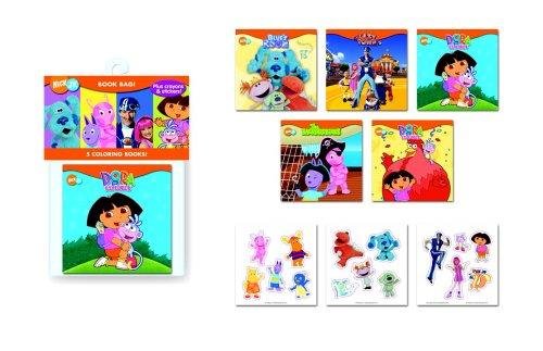 Nick Jr. Book Bag (Bookbag) by Golden Books