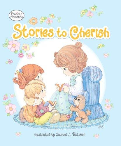 Stories to Cherish (Padded Board Book) by Golden Books