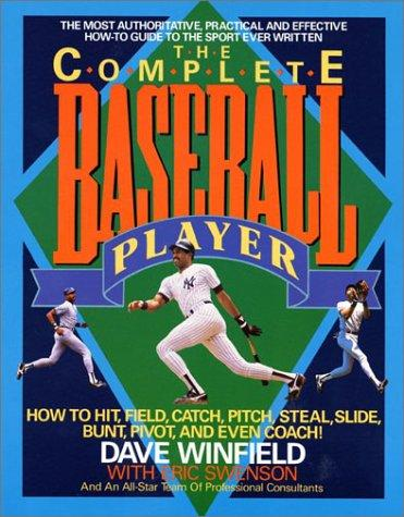 Complete Baseball Player by Winfield Enterprises