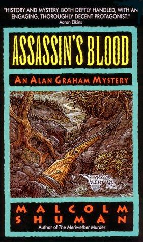 Assassin's Blood (Alan Graham Mysteries) by Malcolm Shuman, M. K. Shuman