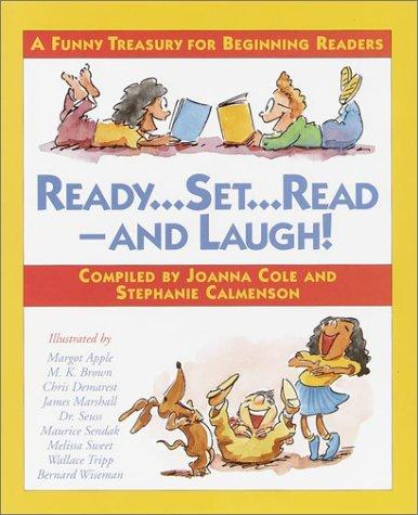 Image 0 of Ready, Set, Read--And Laugh!: A Funny Treasury for Beginning Readers